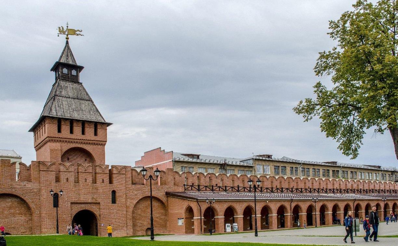 В Туле пройдут обзорные экскурсии, посвященные 500-летию городского кремля