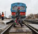 10 пассажирских поездов будут прибывать из Тулы в Москву на новый вокзал в Черкизово