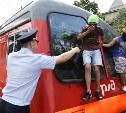 Железнодорожники обсудили методы борьбы с «зацеперами»