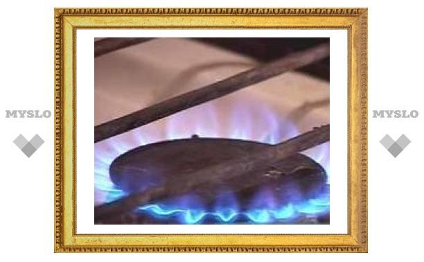 Правительство вывело формулу цены на газ