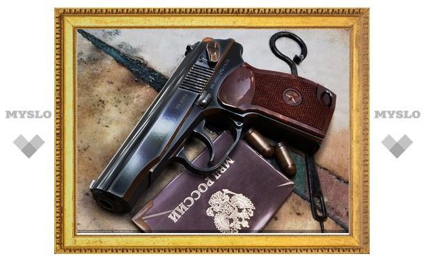Выстреливший в себя во время ссоры с женой тульский полицейский скончался