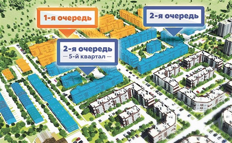 «Петровский квартал»: вторая очередь стартовала!