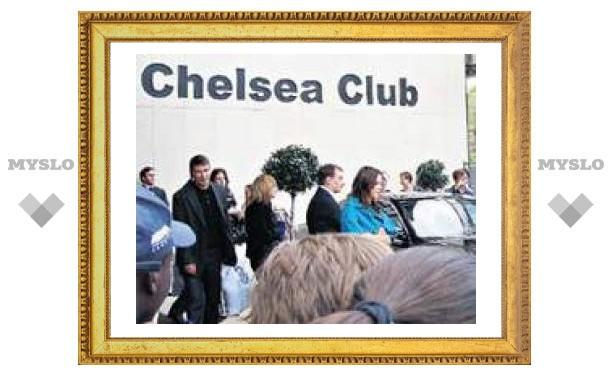 Под крышей клуба «Челси» работал элитный бордель
