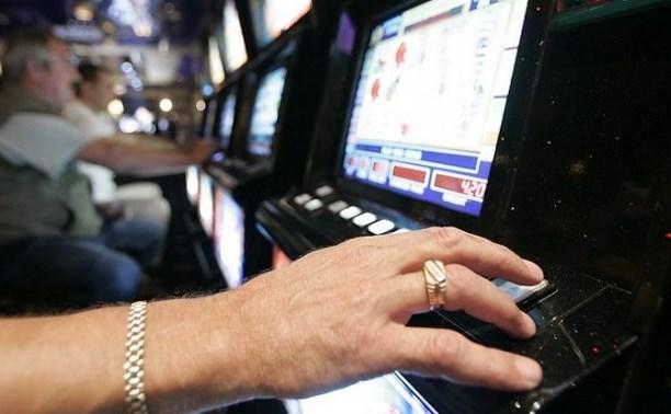 В Щёкино выявлен факт незаконной организации азартных игр