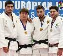 Туляк завоевал серебро на Кубке Европы по дзюдо среди юниоров
