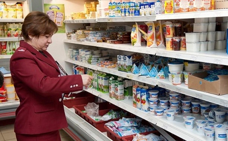 В ефремовском магазине нашли 153 килограмма просрочки