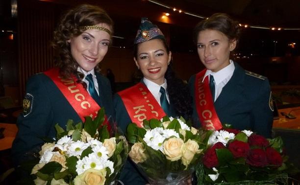 Сотрудница тульской таможни стала лауреатом конкурса «Леди в погонах»