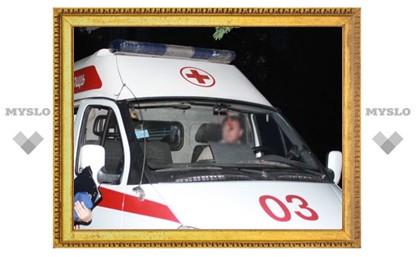 В Туле возбуждено уголовное дело по факту избиения водителя «скорой помощи»