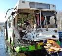 ДТП с автобусом под Тулой: к аварии привели разбросанные на дороге поддоны