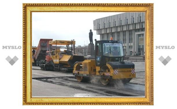 Парковки на площади Ленина не будет