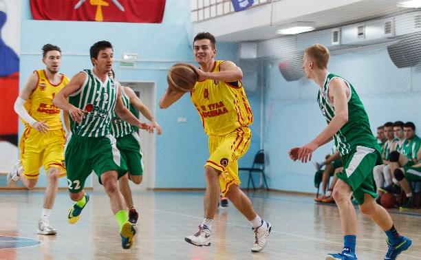 Баскетбольные канониры лидируют в своей группе
