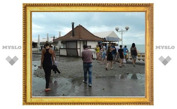 Тульские дети, отдыхающие в Краснодарском крае, в безопасности
