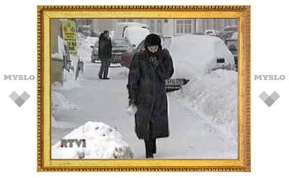 В Москве ожидается небольшой снег и слабая метель