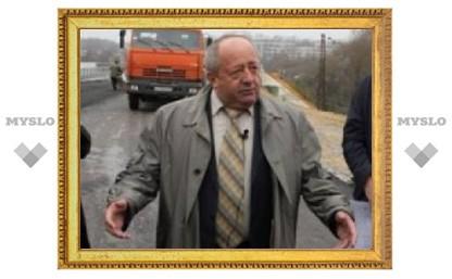 Мэр Тулы недоволен ремонтом дорог