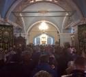 В селе Себино прошло богослужение в честь 18-летия обретения мощей святой Матроны