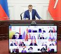 Алексей Дюмин проконтролировал борьбу с коронавирусом в районах области