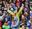 Победа в Иркутске стала 25-ой для «Арсенала» в сезоне