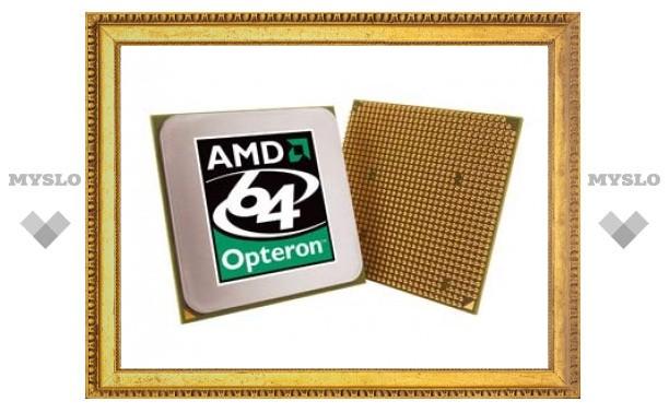 AMD представила новые серверные процессоры