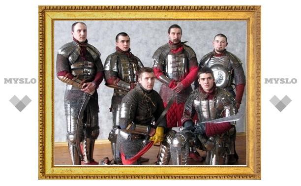 Тульские рыцари стали чемпионами!