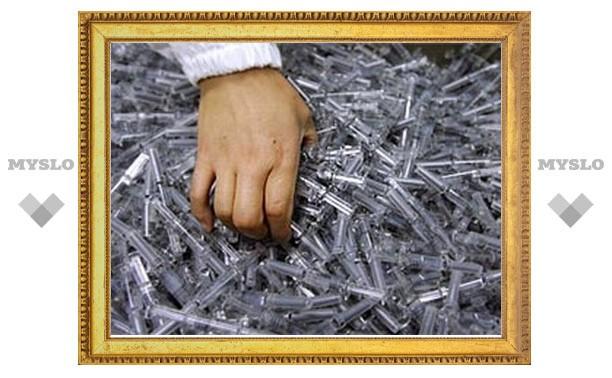 Минздрав считает программы обмена шприцев и игл неэффективными