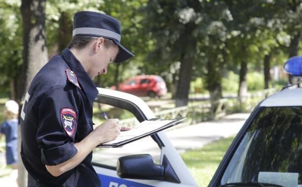 В Тульской области инспекторы ДПС за выходные поймали 60 пьяных водителей