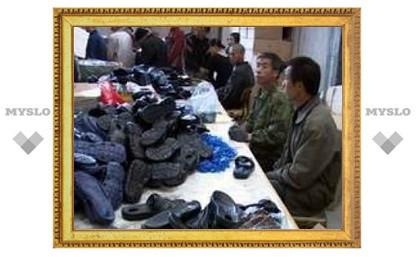 В Тульской области задержали китайцев-нелегалов