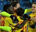 Канониры добились победы в Хабаровске: «СКА-Хабаровск» – «Арсенал» 1:2