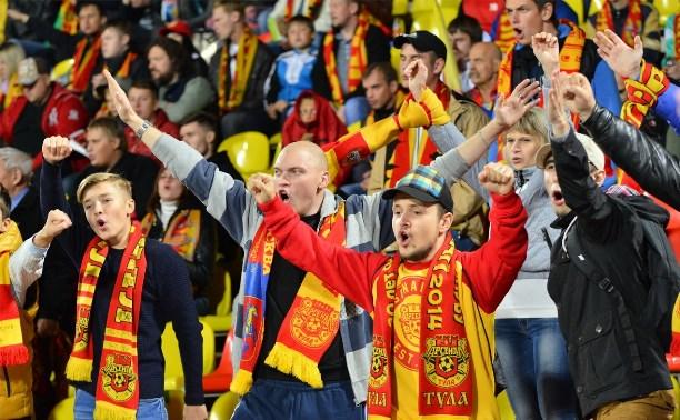 В добавленное время «Арсенал» вырвал победу в матче со «СКА-Энергией»: 1:0