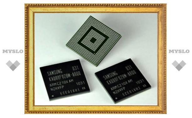 Samsung выпустил двухъядерный мобильный процессор