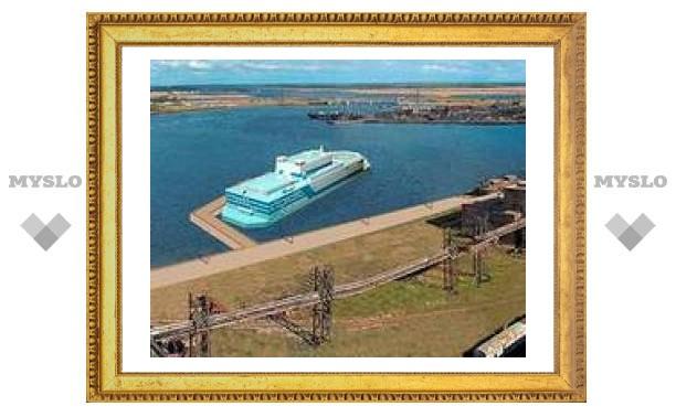 Вторую плавучую АЭС могут построить на острове Русский