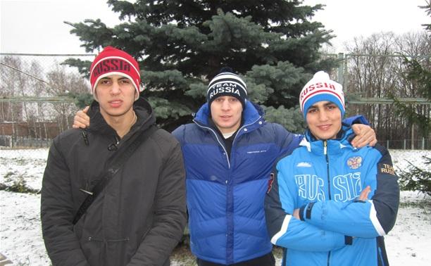Тульские боксеры обратили на себя внимание тренеров сборной России
