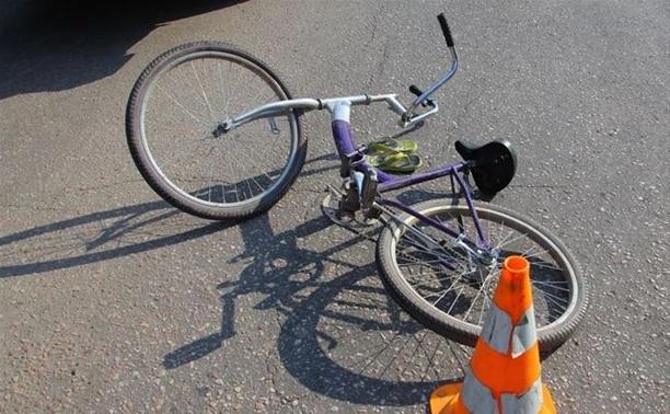 В Новомосковске мотоциклист сбил 8-летнюю девочку