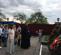 Жители поселка Михалково почтили память защитников Тулы