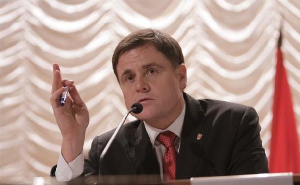 Владимир Груздев: «Только от жителей области зависит, кто будет представлять их интересы!»