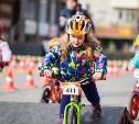 В Туле определились чемпионы беговелогонки