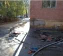 В Алексинском районе успешно ликвидирован пожар