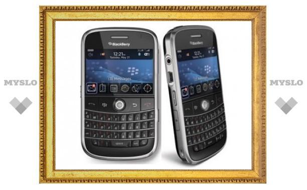 ОАЭ отказались от введения запрета на BlackBerry