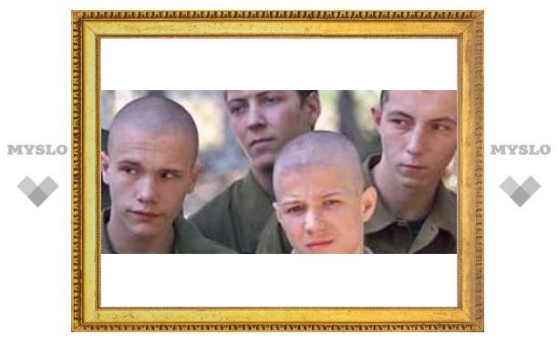 Трудных подростков отправили в лагерь