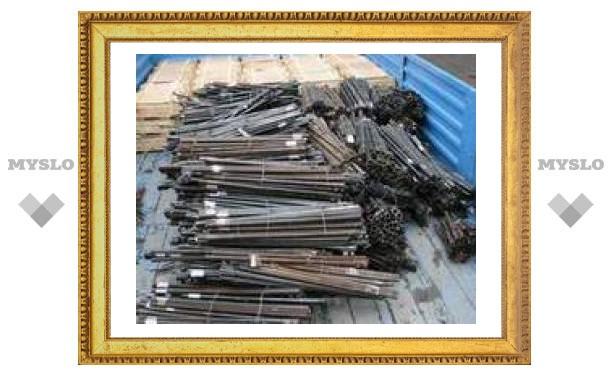 В Туле уничтожили 3 тонны оружия