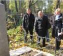 В Туле благоустроят воинские захоронения