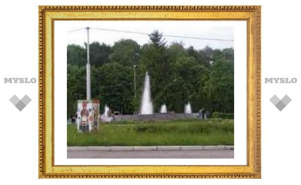 В Центральном парке Тулы установят доску объявлений