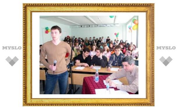 В ТулГУ прошел математический бой