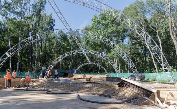 В Новомосковске появится скейт-парк