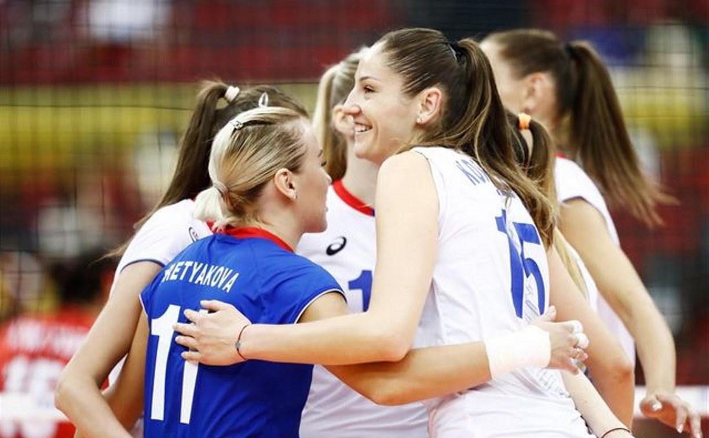 Тулячка в составе сборной России по волейболу заняла четвертое место на соревнованиях в Японии