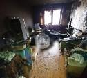 При пожаре на улице Декабристов в Туле погиб мужчина: репортаж