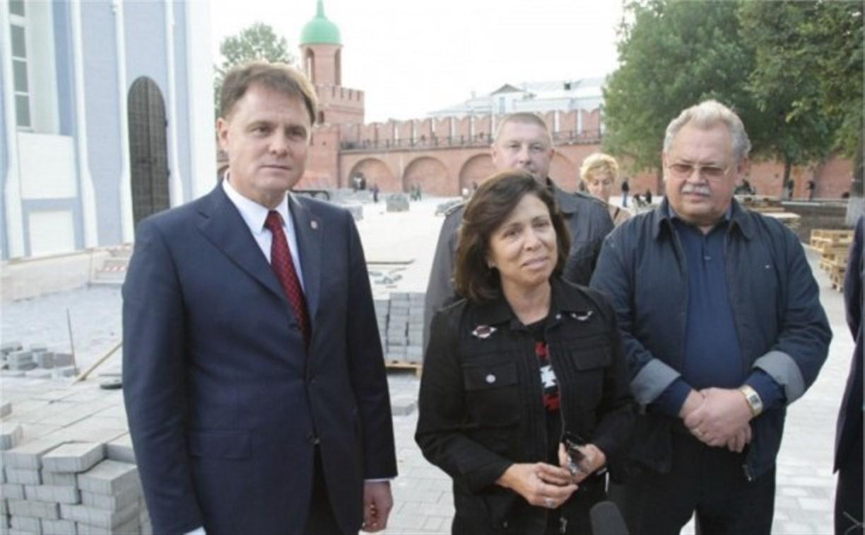 Ирина Роднина: «Тульский кремль – это воплощение души русского народа»