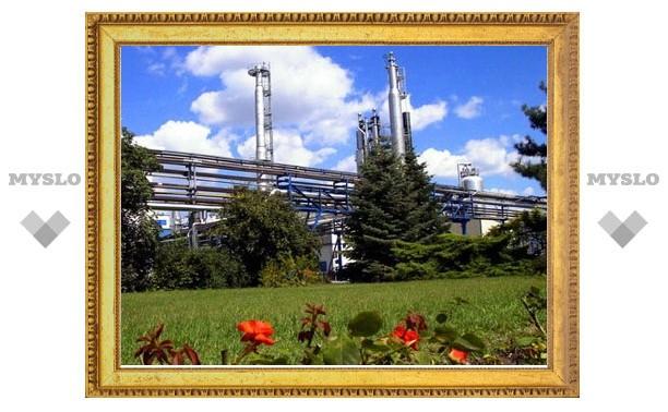 Судебные приставы арестовали имущество Алексинского химического комбината