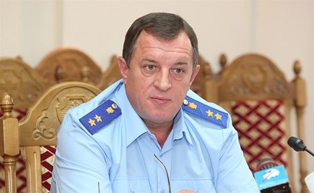 Прокурор Тульской области Олег Черныш принимает участие в конференции Международной ассоциации прокуроров