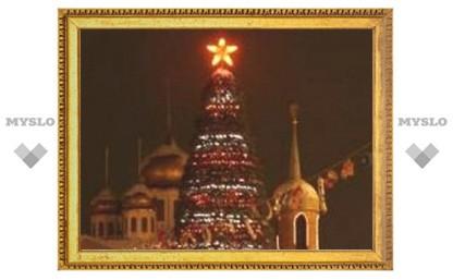 Главная елка Тулы зажжет огни