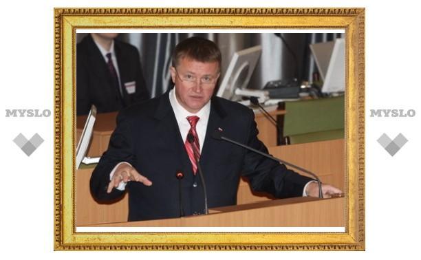 Вячеслава Дудку выгнали из партии «Единая Россия»